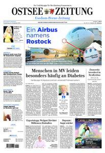 Ostsee Zeitung Wolgast - 22. November 2018