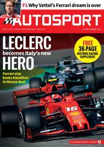 Autosport – 12 September 2019