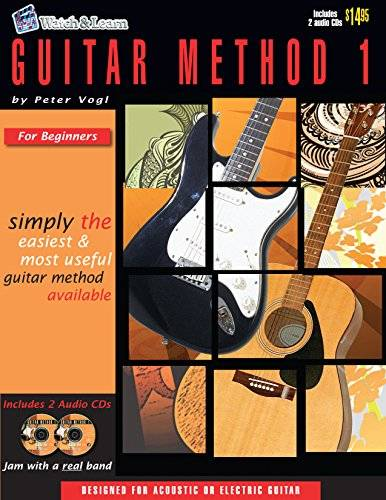 Guitar Method Book 1 with Audio Access