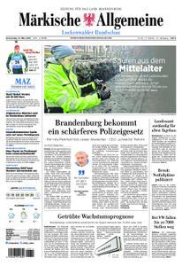 Märkische Allgemeine Luckenwalder Rundschau - 14. März 2019