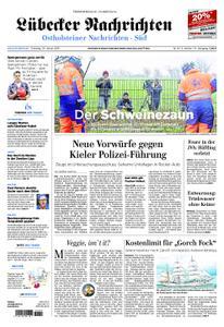 Lübecker Nachrichten Ostholstein Süd - 29. Januar 2019