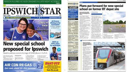 Ipswich Star – July 26, 2021