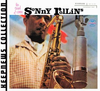 Sonny Rollins - The Sound Of Sonny (1957) {2007 Riverside} [Keepnews Collection Complete Series] (Item #10of27)