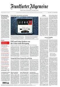 Frankfurter Allgemeine Zeitung F.A.Z. - 13. November 2017