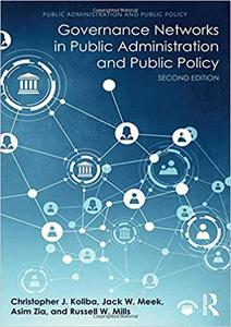 Governance Networks in Public Administration and Public Policy, Second Edition