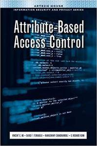 Attribute-Based Access Control (Artech House Information Security and Privacy)