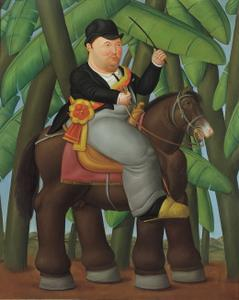 The Art of Fernando Botero