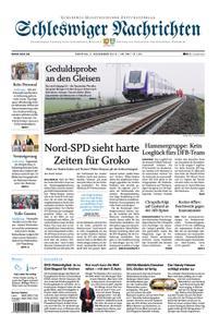 Schleswiger Nachrichten - 02. Dezember 2019