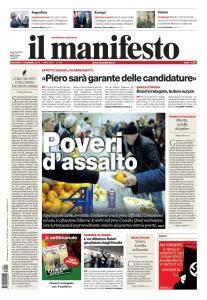 il Manifesto - 5 Dicembre 2017