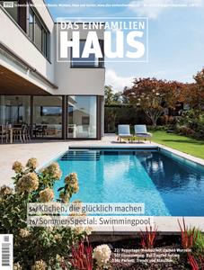 Das Einfamilienhaus Schweiz - August/September 2019