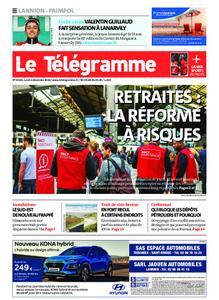 Le Télégramme Lannion - Paimpol – 02 décembre 2019