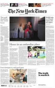 International New York Times - 30 July 2019