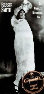 Bessie Smith - The Complete Recordings Vol. 3 (1992) {2CD Set Columbia C2K 47474 rec 1925-1928}