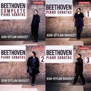 Jean-Efflam Bavouzet - Ludwig van Beethoven: Piano Sonatas (Complete), Volume 1-3 (2012-2016) 9CD