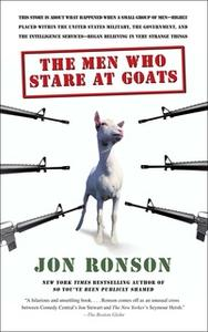 «The Men Who Stare at Goats» by Jon Ronson