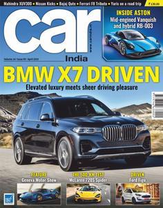 Car India - April 2019