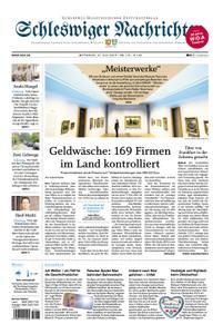 Schleswiger Nachrichten - 31. Juli 2019