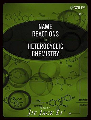 Name Reactions in Heterocyclic Chemistry