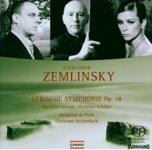 Alexander Zemlinsky - Lyrische Symphonie op. 18 (2006) {Hybrid-SACD // ISO & HiRes FLAC} [RE-UP]