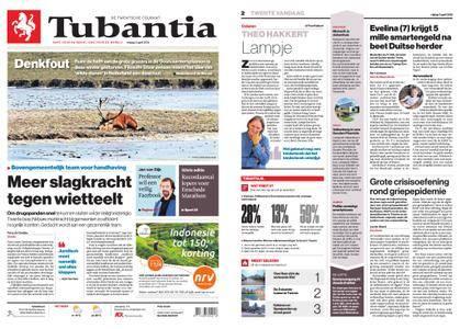 Tubantia - Enschede – 06 april 2018