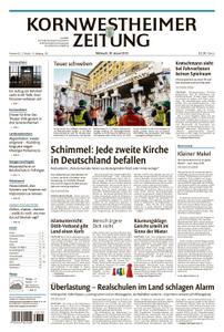 Kornwestheimer Zeitung - 30. Januar 2019