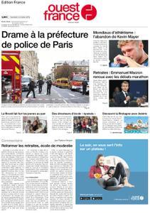 Ouest-France Édition France – 04 octobre 2019