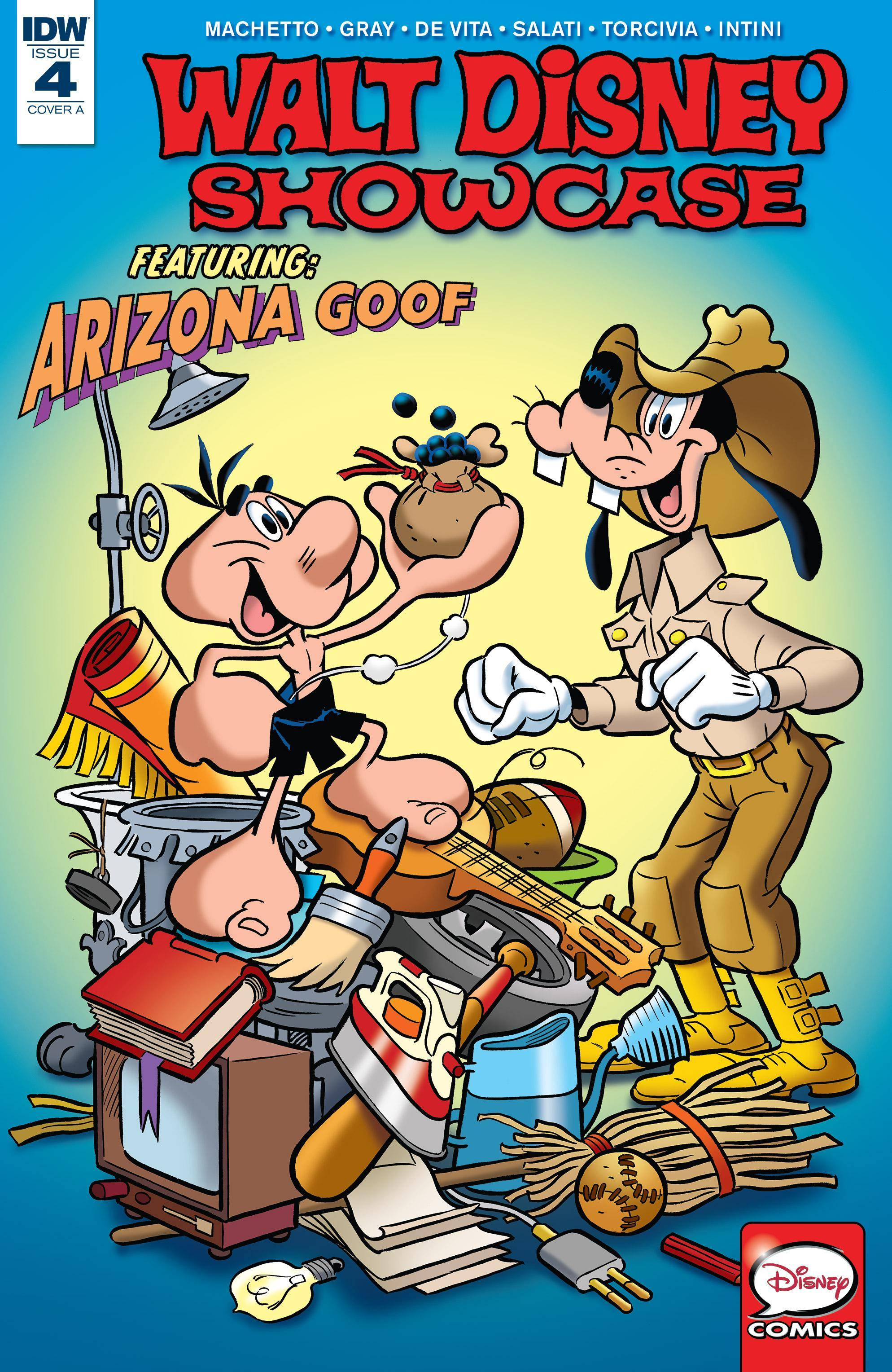 Walt Disney Showcase 004-Arizona Goof 2018 digital Salem