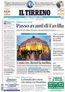 Il Tirreno Livorno - 31 Gennaio 2021