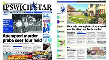 Ipswich Star – August 22, 2017