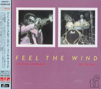 Art Blakey & Freddie Hubbard - Feel The Wind (1988) {2015 Japan Timeless Jazz Master Collection Complete Series}