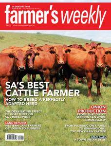 Farmer's Weekly - 10 January 2018