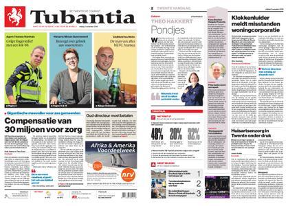 Tubantia - Enschede – 02 november 2018