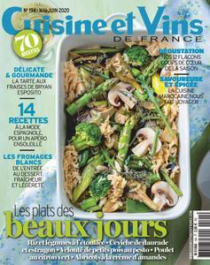 Cuisine et Vins de France - mai 2020