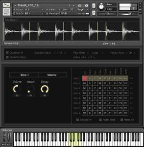 Samplephonics Slice Machine 002 Loop Loft Breaks KONTAKT