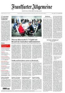 Frankfurter Allgemeine Zeitung F.A.Z. - 26. August 2019