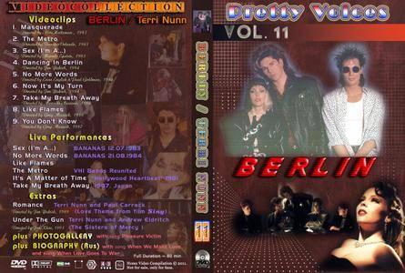 Pretty Voices vol.11: Berlin / Terri Nunn (2010)