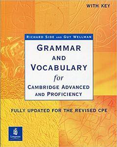 Grammar & Vocabulary CAE & CPE Workbook With Key New Edition (Repost)