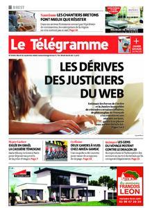 Le Télégramme Brest – 22 septembre 2020