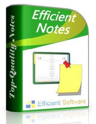 Efficient Notes 1.97 Build 96 Portable