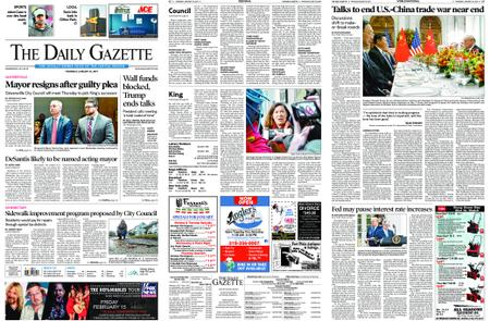 The Daily Gazette – January 10, 2019