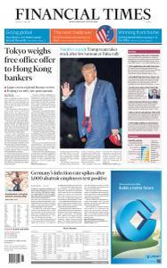 Financial Times Europe - June 22, 2020
