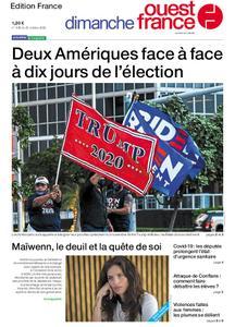 Ouest-France Édition France – 25 octobre 2020