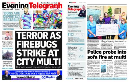 Evening Telegraph First Edition – December 18, 2018