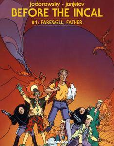Before the Incal Vol 01 - Farewell Father 1988 digital