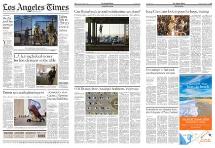 Los Angeles Times – March 05, 2021
