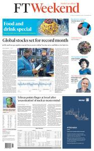 Financial Times Middle East - November 28, 2020