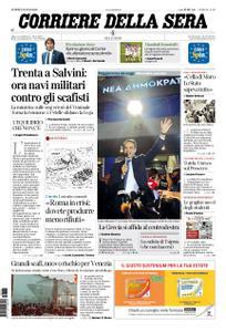 Corriere della Sera – 08 luglio 2019