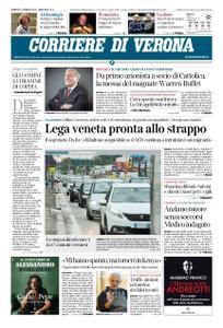 Corriere di Verona – 11 gennaio 2019