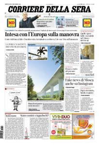 Corriere della Sera – 19 dicembre 2018