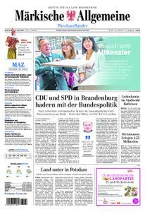 Märkische Allgemeine Westhavelländer - 13. Juni 2019